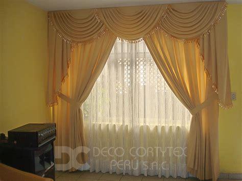 modelos de cenefas para cortinas stunning tito u cortinas