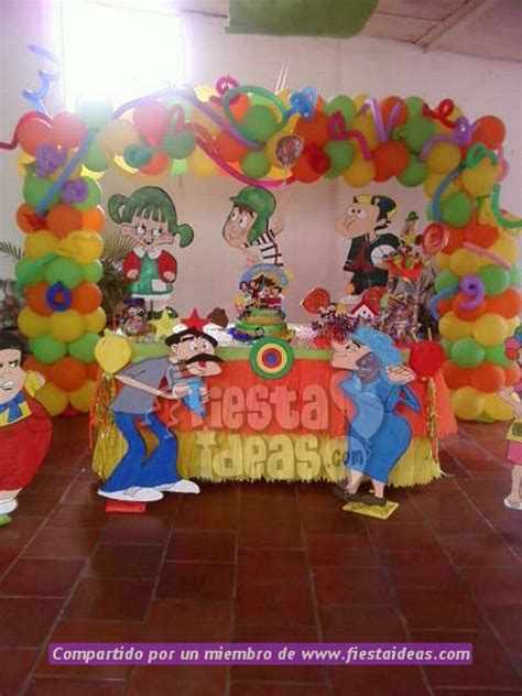 chavo del 8 party chavo del 8 party el chavo pinterest