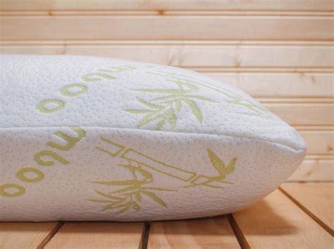 Bamboo Pillow by Original Bamboo Pillow Home Kitchen