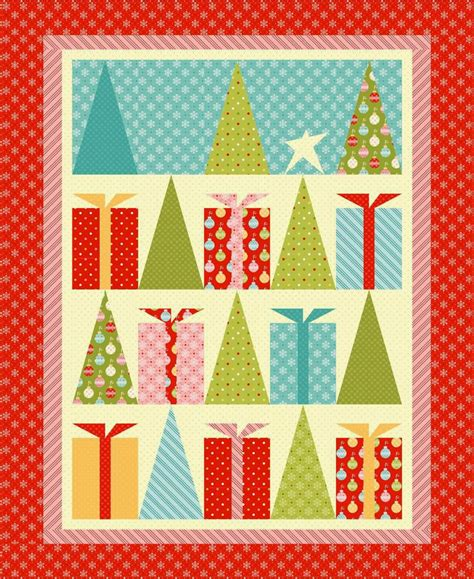 pattern for a christmas quilt quilt inspiration free pattern day christmas quilts