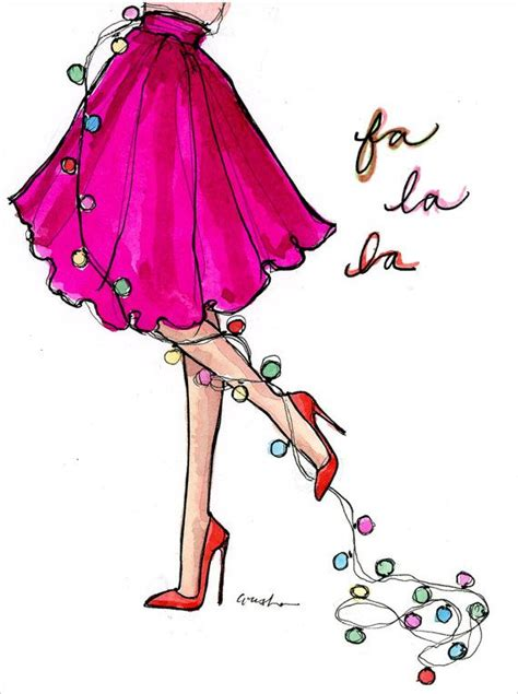 fashion illustration greeting cards the 25 best drawing ideas on doodles winter drawings and