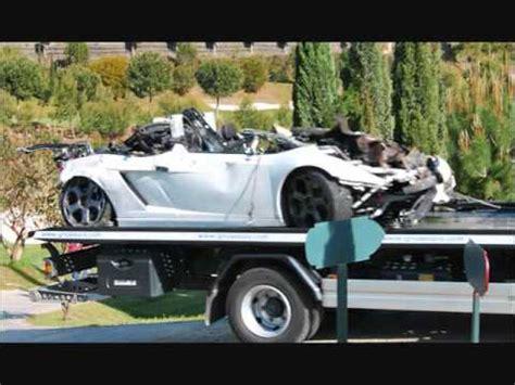 Soulja Boy Lamborghini Breaking News Soulja Boy Totaled White Lamborghini