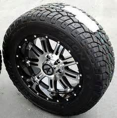 Truck Black Rims And Tires Truck Rims On Heavy Duty Trucks Morris 4x4