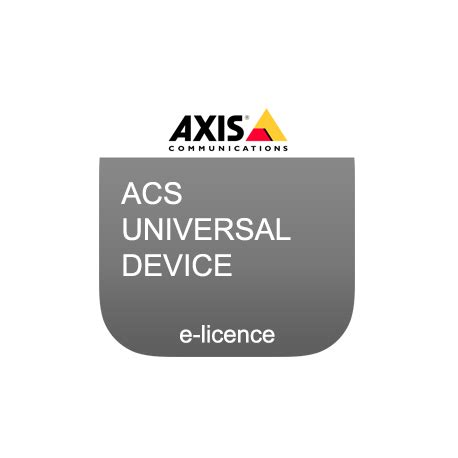 axis station license axis station universal device e license
