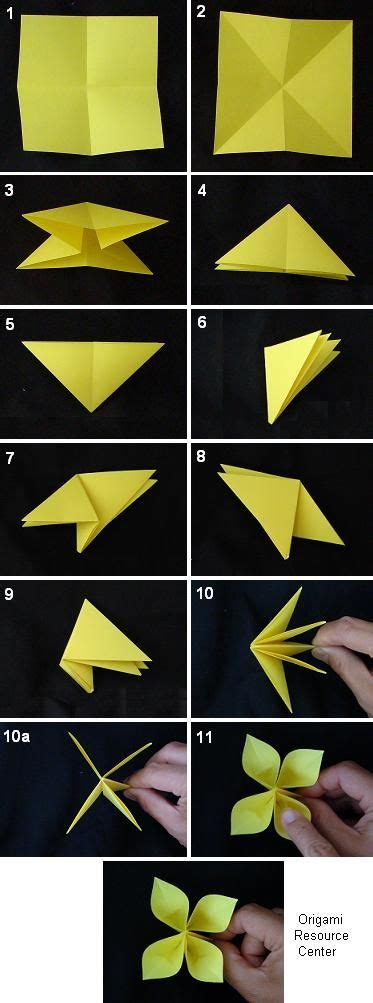 Best Origami Things To Make - 25 best ideas about origami flowers on paper