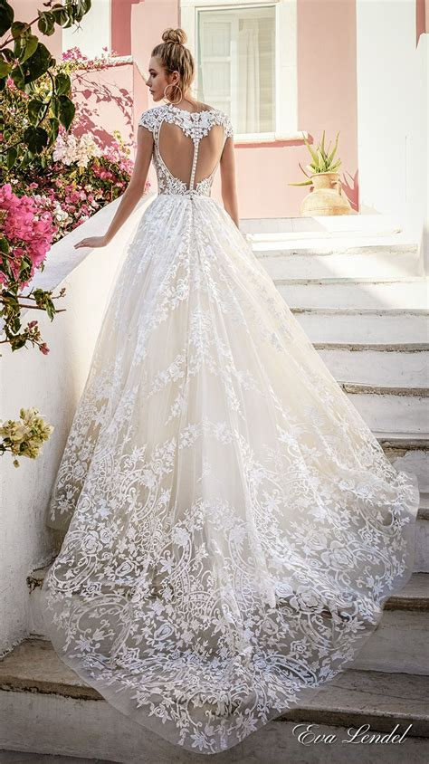 Wedding Gown Bridal Dress by Lendel 2017 Wedding Dresses Santorini Bridal