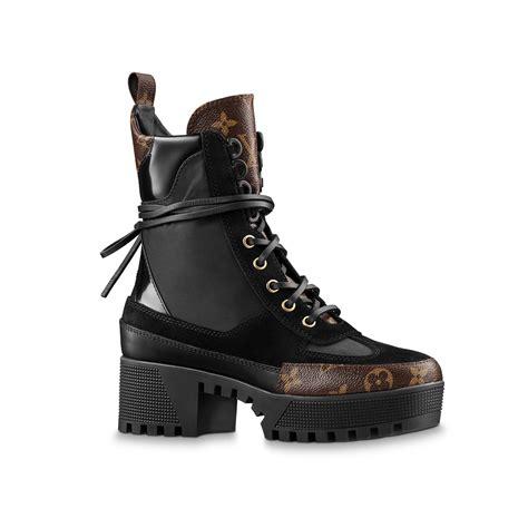 louis vuitton boots laureate platform desert boot shoes louis vuitton