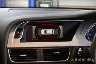 Parking Audi Audi Parking System Plus Front Rear Park Distance