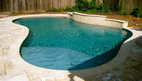 free form pools freeform pools houston pool kidney shape pool kingwood