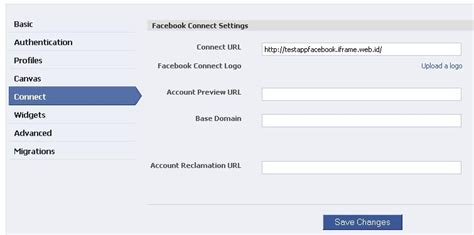 membuat login with facebook membuat fb login atau fbconnect