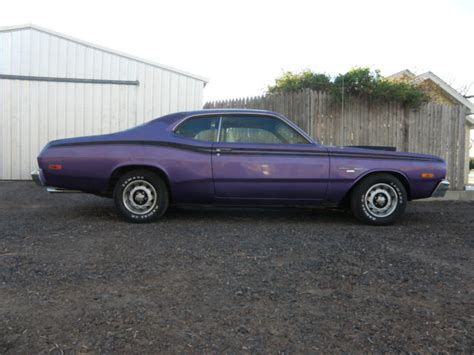 plymouth version of dodge dart 1974 dodge dart sport 360 dodge version of plymouth