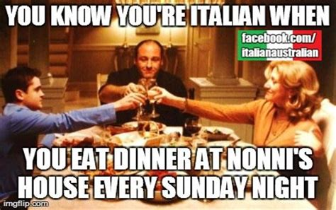 Growing Up Italian Australian Memes - josie s juice growing up italian australian memes