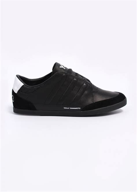 Sepatu Adidas Y3 Yohji Yamamoto Black Premium Quality 100 original adidas y3 mens store yohji yamamoto shoes white black models picture