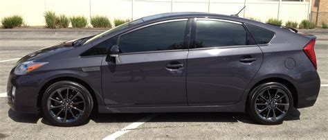 Toyota Prius Black Rims Toyota Prius Black Rims Www Imgkid The Image Kid