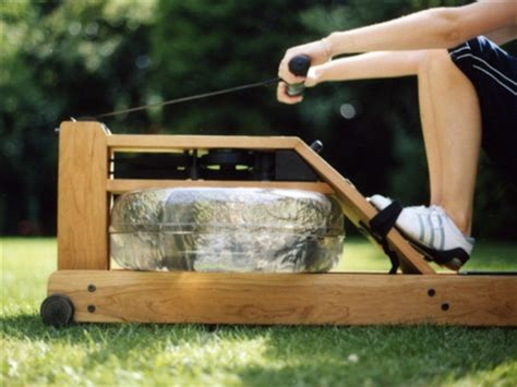 The Waterrower Oxbridge All The Of The River Without Leaving Your Living Room by Waterrower Oxbridge With S4 Monitor