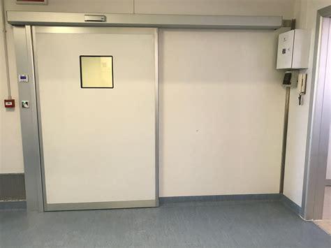 porte per ospedali porte ospedaliere automatiche e manuali