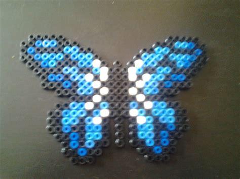 perler butterfly butterfly hama perler by kli hama
