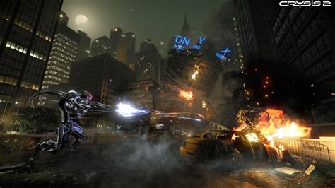 Crysis 2 HiRes E3 Screenshots   Wallpaper