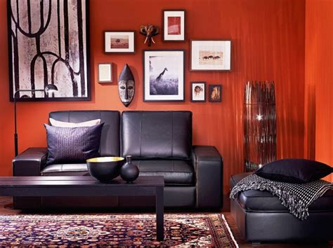 black and orange living room ideas orange and black living room gallery living room home interior and living