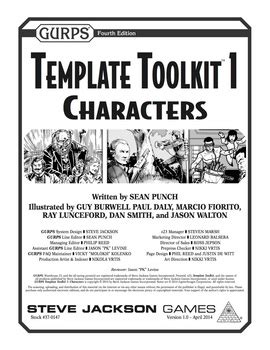 gurps npc character card template warehouse 23 gurps template toolkit 1 characters
