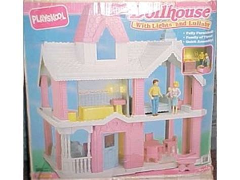 Playskool House by Playskool Dollhouse 90s90s Childhood Memories