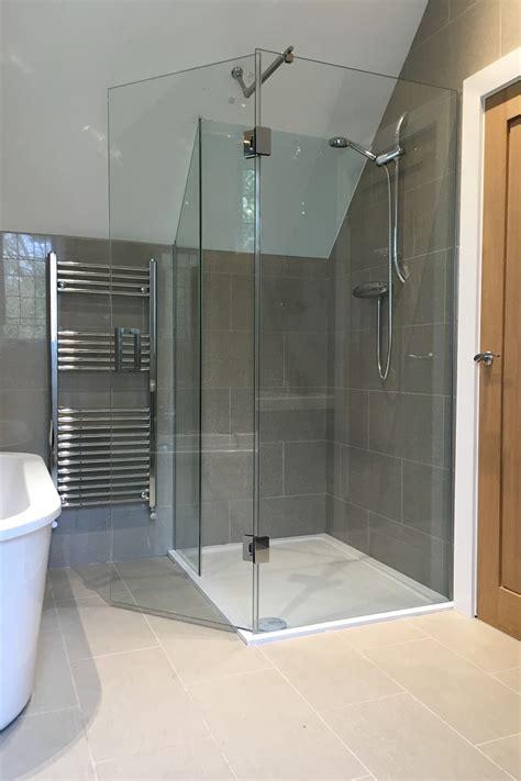Made To Measure Showers by Prad Glass Portfolio Prad Glass Ltd