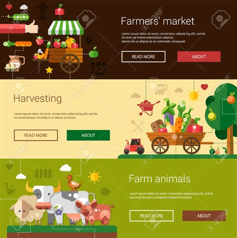 Farm Flyer Template