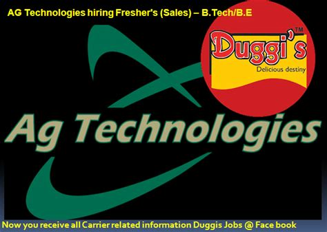 Vt Mba Degree Sle Specialization by Duggis Ag Technologies Hiring Freshers Sales B