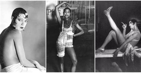 22 beautiful vintage photos of a young josephine baker in
