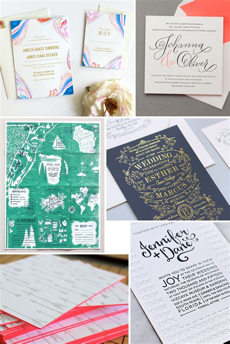 Printing Wedding Invitations by Wedding Invitation 101 Part 3 Printing Methods
