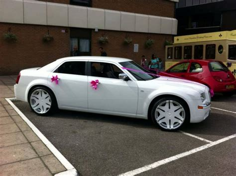 chrysler car white chrysler wedding car chrysler 300 wedding car in