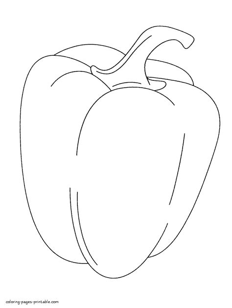 printable fruit and vegetable shapes printable fruits and vegetables coloring pages az