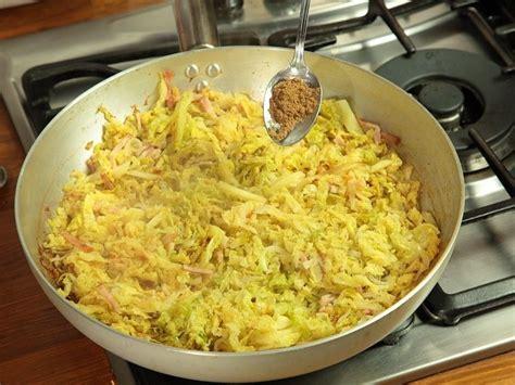 alimentazione naturale ricette alimentazione sana cucina naturale saut 233 di cavolo