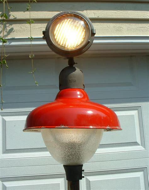 Vintage Gas Station Island Lights Revere Gas Station Island Light 20 Quot Globe Porcelain Industrial Sign L