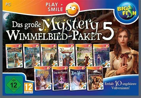 Paket Play das gro 223 e mystery wimmelbild paket 5 play smile pc