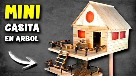 diy como hacer casitas portatarjetas mini casita en 193 rbol c 243 mo hacer una casita de madera