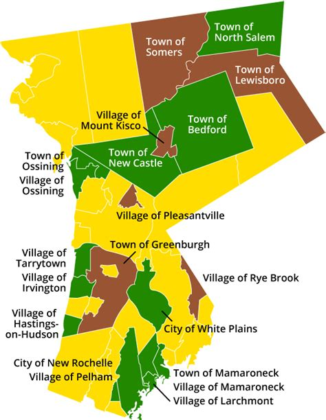 westchester county map home westchester power