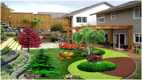 hill landscaping backyards splendid 25 best ideas about backyard hill landscaping chsbahrain com