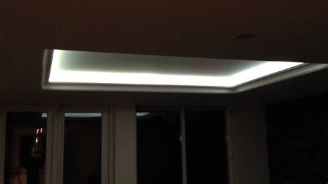 Lamp Design by Ledverlichting Plafond Rgb Youtube