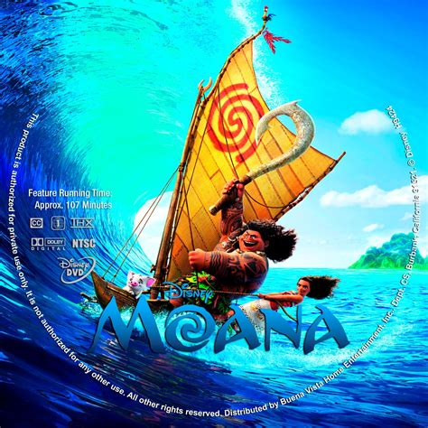 Dvd Moana moana dvd label cover addict free dvd and bluray covers