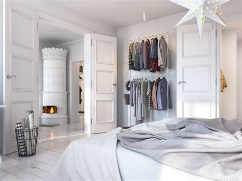 shelves for clothes in bedroom open closet ideas for small spaces