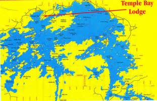 eagle lake canada map map flickr photo