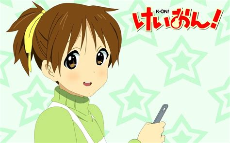 K On Side Up Ui Hirasawa top 20 chicas anime lindas con quot cola de caballo