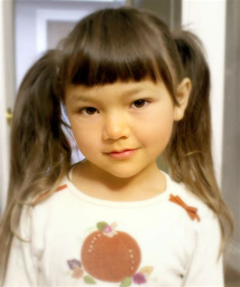 Korean Child Haircut Pictures | pictures of kids korean hairstyle