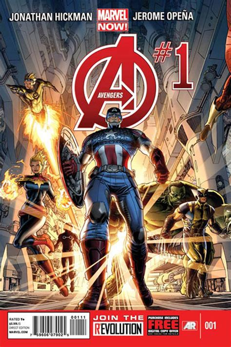 libro avengers by jonathan hickman comic relief with east of west and avengers writer jonathan hickman books features