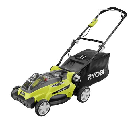 ryobi 40 volt lawn mower the home depot canada