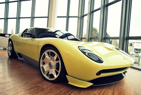 Lamborghini Miura Concept And Concept Cars Lamborghini Miura Concept