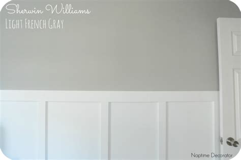 sherwin williams light gray colors paint