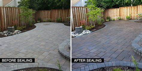 paver patio sealer home design ideas and pictures