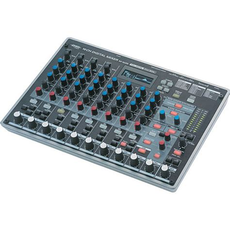 Mixer Audio Roland Edirol Roland M 16dx 16 Channel Digital Audio Mixer M 16dx